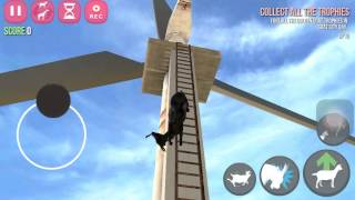 How to get the Tornado Goat in Goat Sim PE