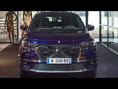 Presidential DS7 Crossback (2018) Features and Design