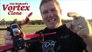 Guy Rookard's Vortex Quadcopter Clone
