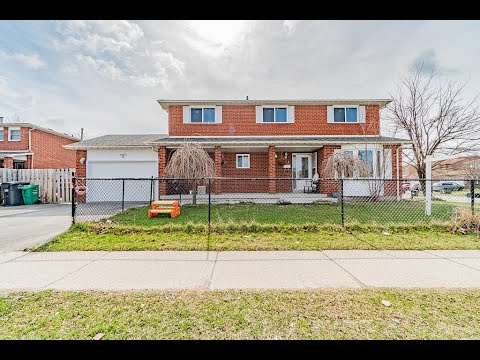 Home For Sale At 127 Wexford Road, Brampton, ON L6Z 2T5