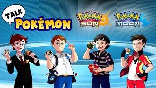 Talk Pokémon — Pokémon Sun & Moon Announcement
