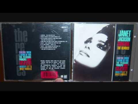 Janet Jackson - The pleasure principle (1986 Dub edit)