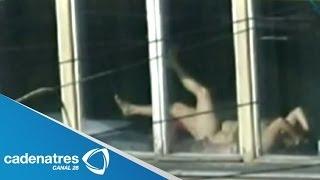 ¡¡¡ENTÉRATE!!! Cesan a jueza bosnia por tomar el sol desnuda en su oficina
