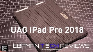 First Review Urban Armor Gear Metropolis Case 2018 Apple iPad Pro 12.9 & 11
