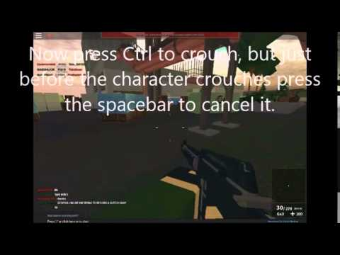 Roblox Phantom Forces The Superbounce Glitch By Alrexx