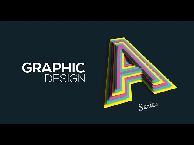 Graphic Design - Adobe Illustrator/Photoshop - Series