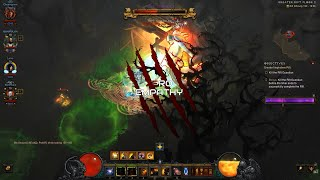 [Diablo 3] Era 11 GR150 4man [5:43] feat. The Choker !