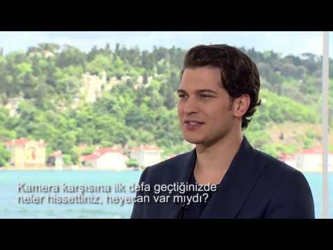 Çağatay Ulusoy - Astana TV Röportajı 2015 Part 1 (Subtitles - مترجم )