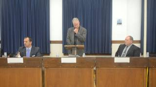 Grant County sheriff candidate forum part 3