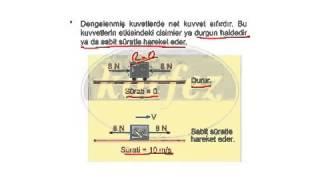 SBS Fen Bilgisi Dersi Konu Anlatımı   Kuvvet   6 Sınıf   2