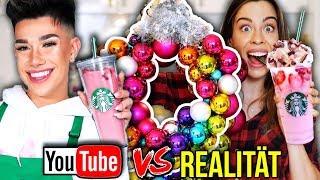 YouTuber vs Realität: Ich teste IRRE DIYs & HACKS von YouTubern!