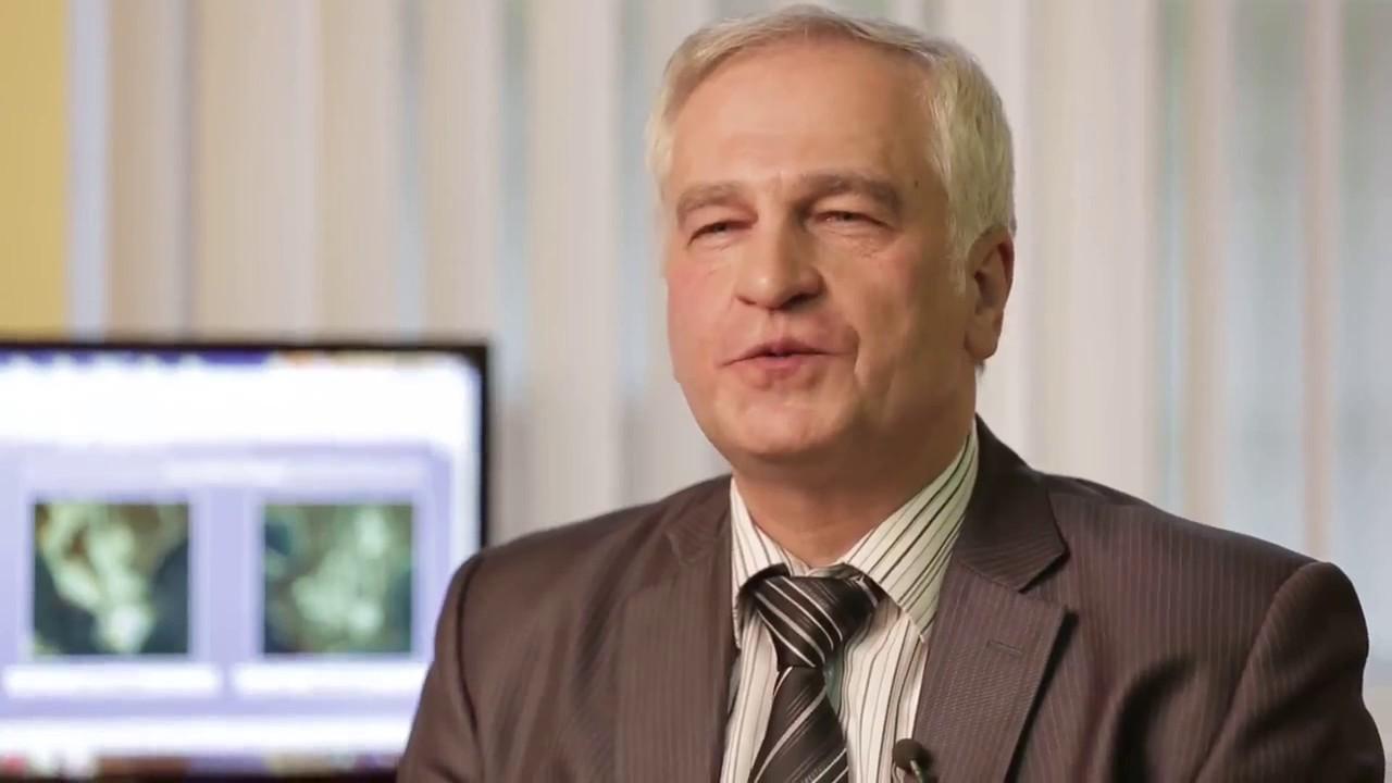 Видео о истории создания медициснкого центра им. А.И.Бурназяна