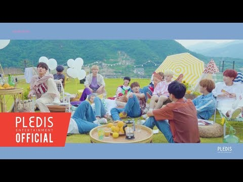SEVENTEEN(세븐틴) - 5TH MINI ALBUM 'YOU MAKE MY DAY' JACKET BEHIND SET THE SUN VER.