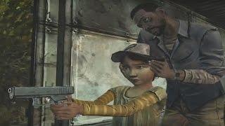 The Walking Dead Game Season 1 Episode 3 Walkthrough Part 1 - Long Road Ahead