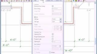 softplan introduction window treatments window trim soldier course