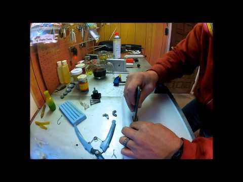 Making Custom Tube Baits