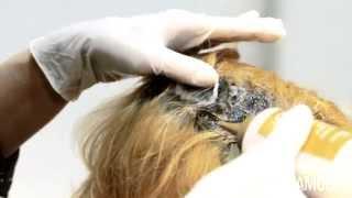 Окрашивание темных волос с сединой: урок экспертов L`Oréal Paris