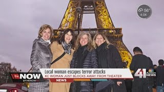 The Now KC: Kansas City woman in Paris at time of attacks