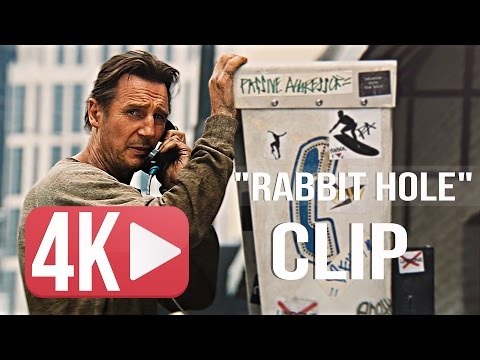 TAKEN 3 Rabbit Hole Clip HD   4K Poster