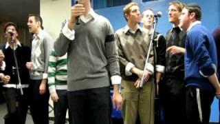 YU A Cappella - The Maccabeats - Winter 2009 Concert - HaMalach