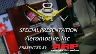 New Racing Fuel and Diesel Pumps From Aeromotive SEMA 2015 V8TV Video