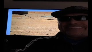 Here is what this REALLY is! (Inside Martian Crater)