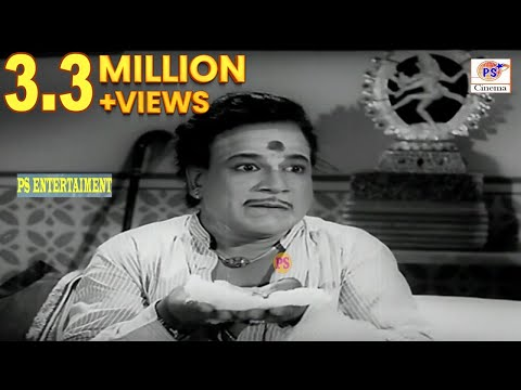 கருத்துனா நம்ப M.R.ராதாவை அடிச்சுக்க யாரும் இல்லைங்க இத பாருங்க | M.R.Radha Comedy |