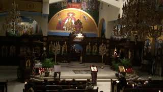 Great & Holy Tuesday at St. Demetrios of Merrick