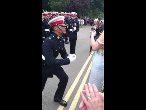 Royal Marine proposal