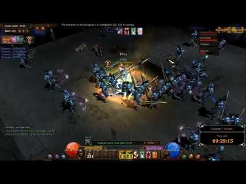 Event Chaos Castle  drop jewels MU