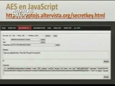 Web Cryptography