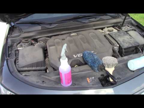 Engine Bay Detail - Questions To Ask & Things To Look For Before You Begin