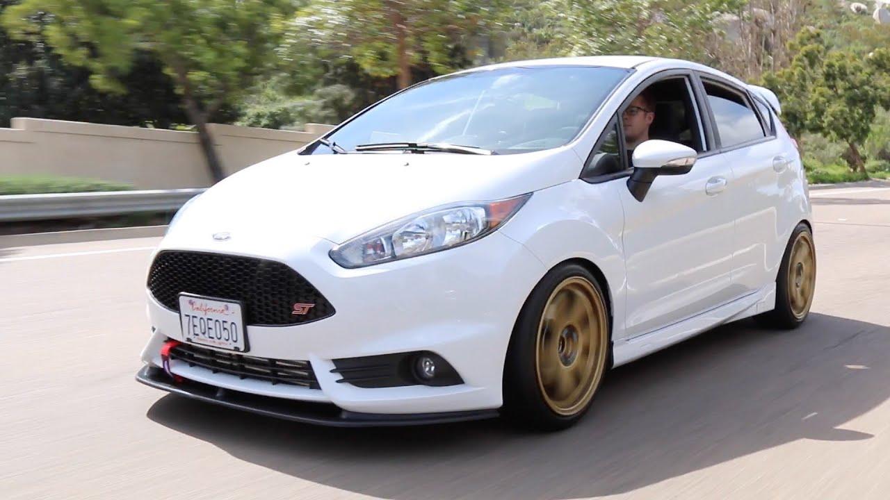 Fiesta St Aftermarket >> Upgraded Turbo Fiesta St Review