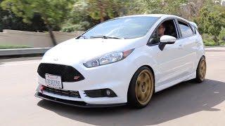 Ford Fiesta ST 2014 Videos