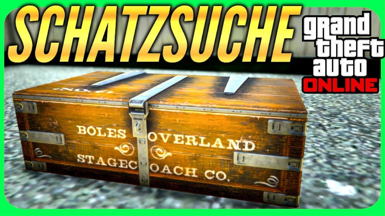 Schatzsuche & Sammelobjekte : Alle Belohnungen - GTA 5 Online