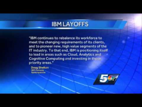 Union members fed up over IBM cuts