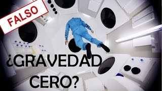 MITOS ESPACIALES [ VI ] ¿Existe la gravedad cero?