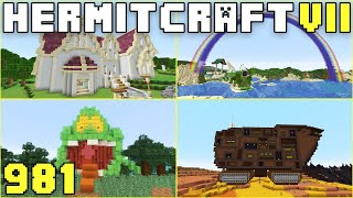 Hermitcraft VII 981 One Hundred Episodes!