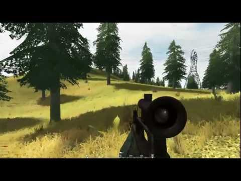 Project Reality v0.973 - Mechanized INF in Qinling