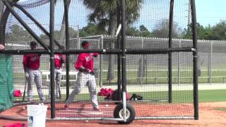 St. Louis Cardinals-Spring Training Workout 2013