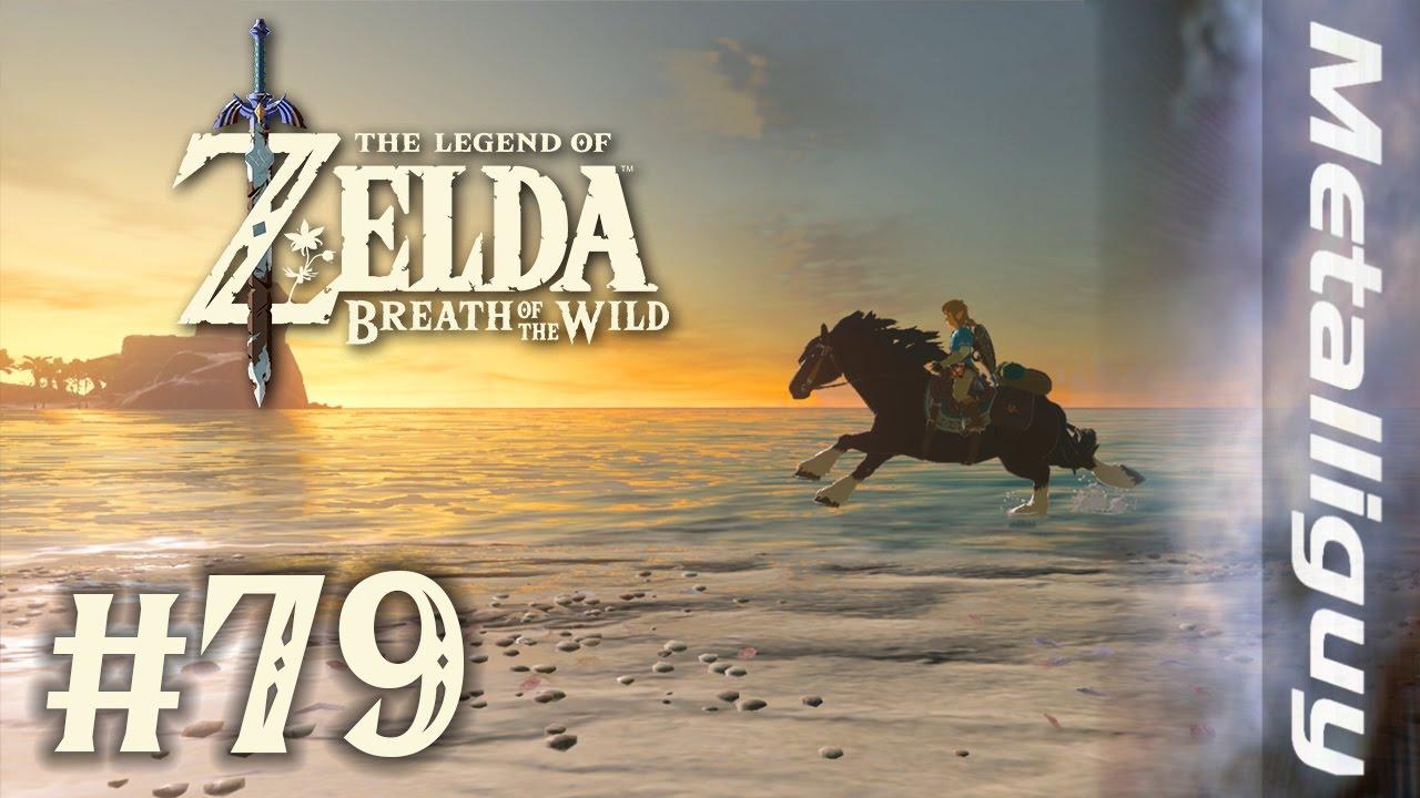 Zelda Breath Of The Wild Part 79 Darude Sandstorm Nintendo