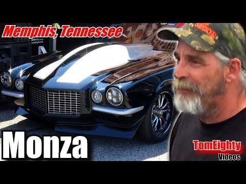 Street Outlaws Monza Drag Racing in Memphis