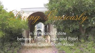 CCH Luxury Property – Winelands Estate – Paarl & Franschhoek Valley
