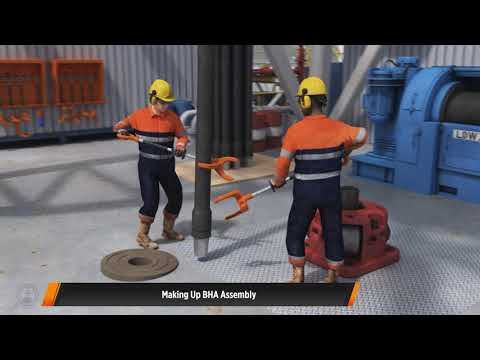OHSL Animation  -  Hands Free Working Oil and Gas