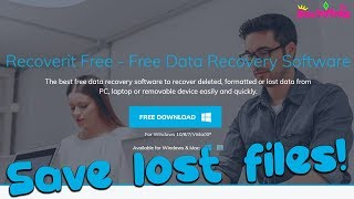 How to restore deleted photos with best Recoverit photo recovery software