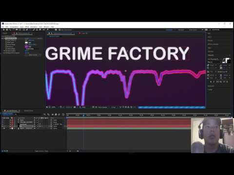 making music videos adobe premiere & after effects