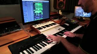 Kill The Bad Guy Soundtrack Studio (Logic Pro X - Symphobia - 8Dio - EWQLSO)