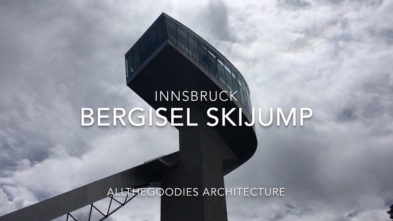 Download Bergisel Skijump, Innsbruck - Architectural masterpiece and tourist attraction   allthegoodies.com