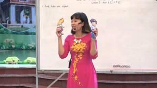 Dạy Tiếng Anh theo định hướng phát triển năng lực giao tiếp cho học sinh