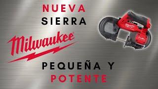 Nueva sierra #MILWAUKEE